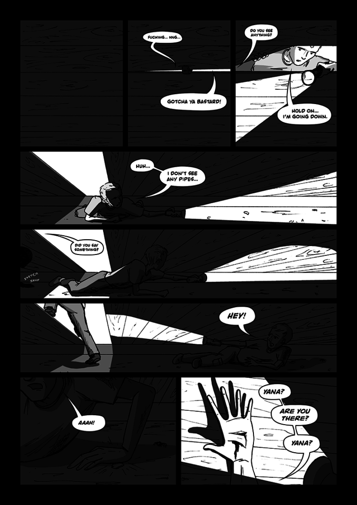 Steven Ingram & J W Murray - The Floor page 4